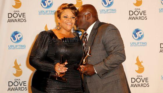 David & Tamela Mann Anniversary | MyPraise 102.5, Atlanta ...