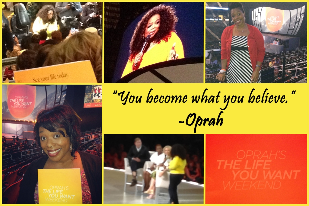 Oprah Life You Want- Veda Howard