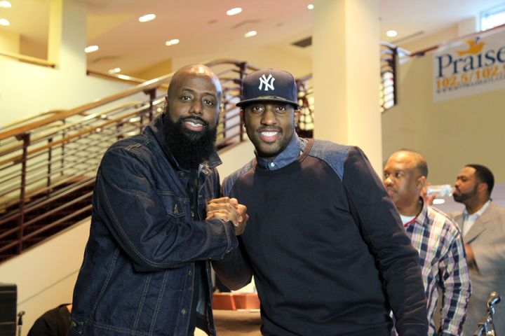 Marcus D. Wiley & Isaac Carree