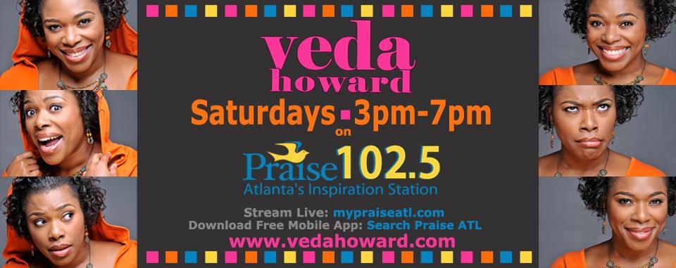 Veda Howard -On Air