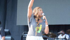 Casey J Praise In The Park 2015