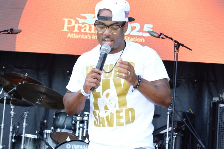 Willie Moore Jr. Praise In The Park