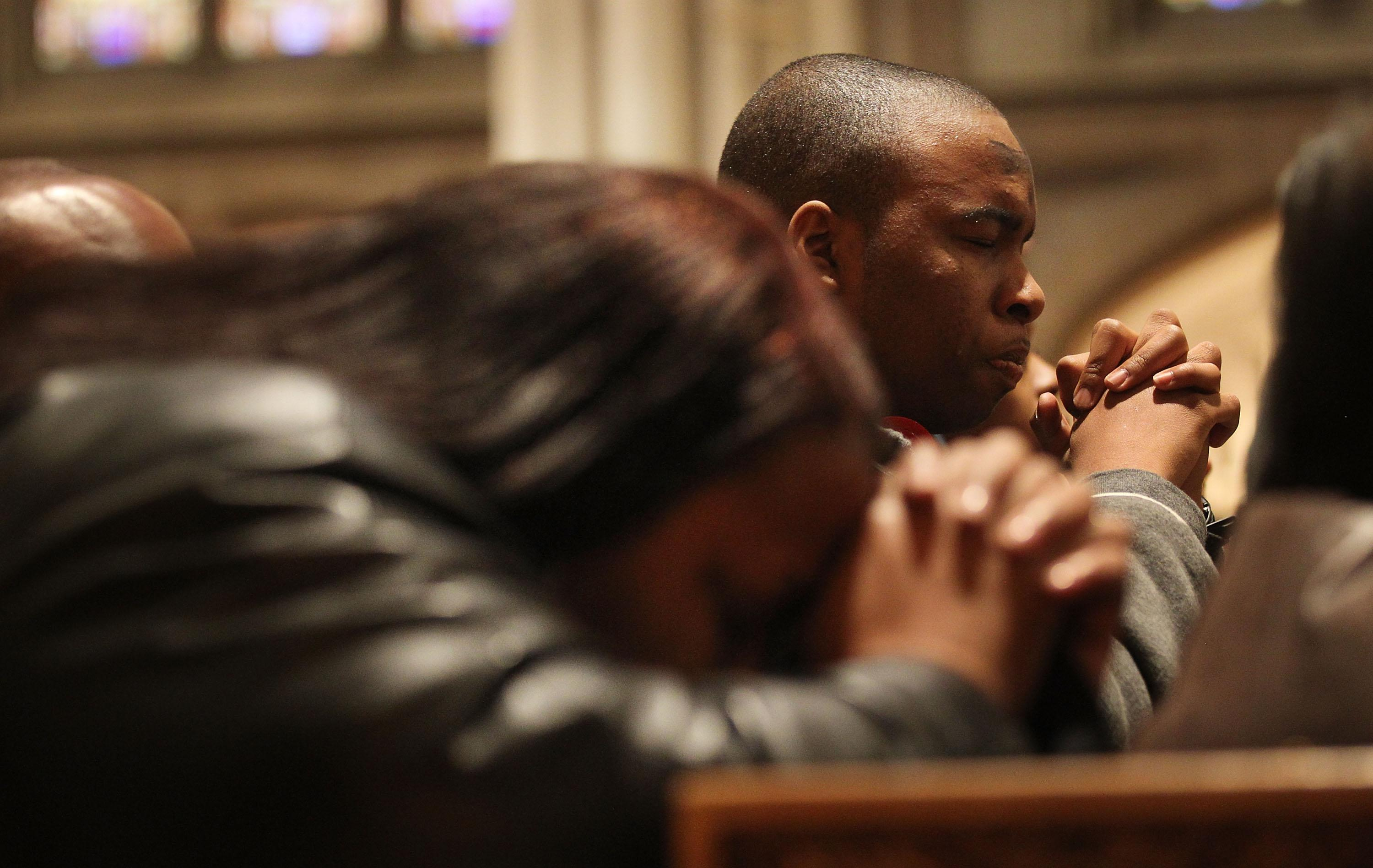 Catholics Mark Beginning Of Lent With Ash Wednesday Services