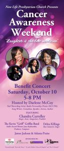 Cancer Awareness Weekend