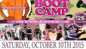 Boobie Boot Camp