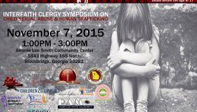 Interfaith Clergy Symposium