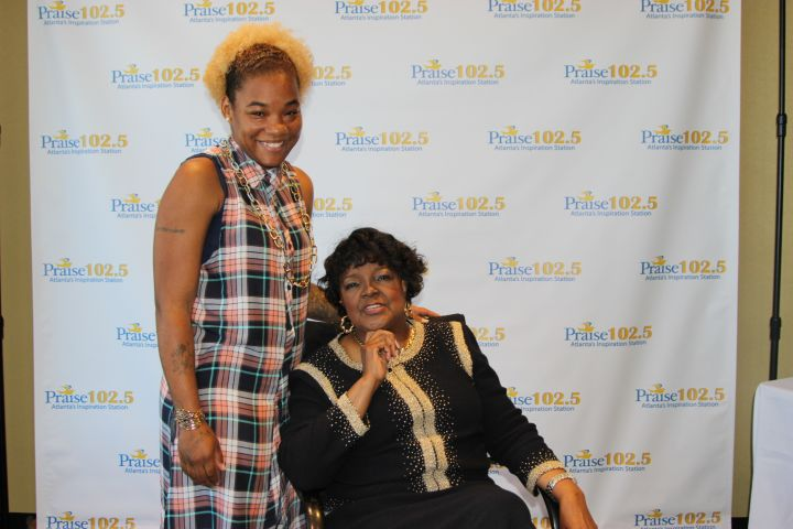 Stories With Pastor Shirley Caesar 31