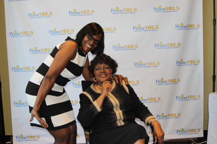 Stories With Pastor Shirley Caesar 22