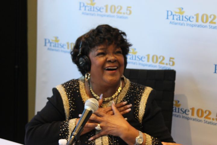 Stories With Pastor Shirley Caesar 16