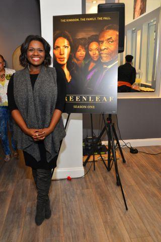 Deborah Joy Winans Greenleaf DVD Release Party
