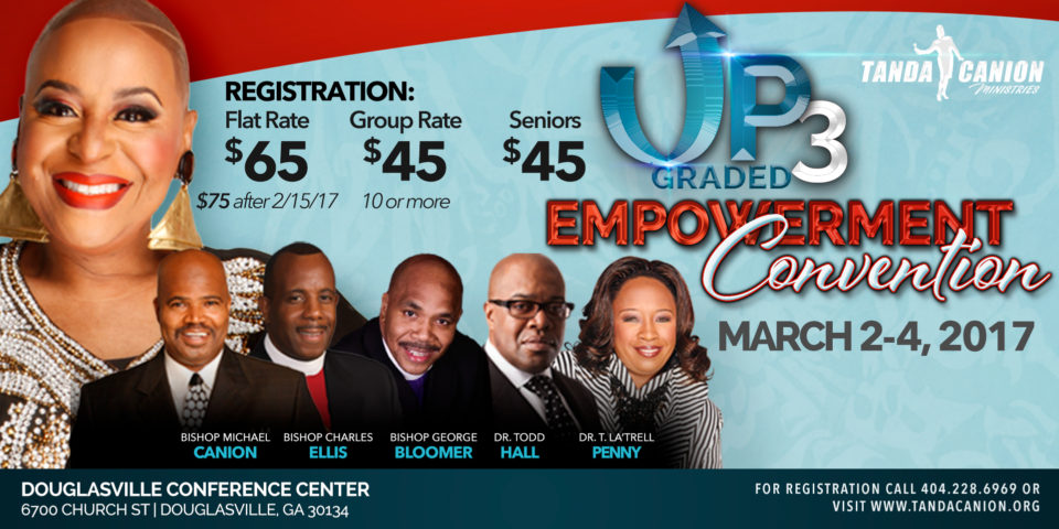 Upgraded Empowerment Conference