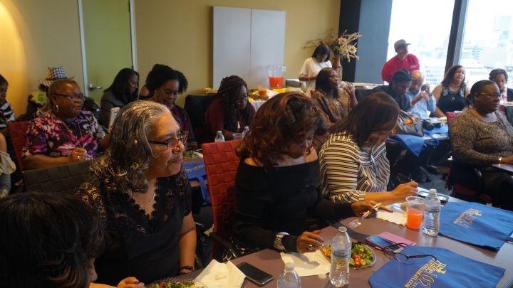 BeBe Winans Meet & Greet 2018
