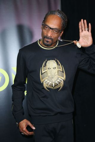 33rd Stellar Gospel Music Awards Red Carpet Snoop Dogg