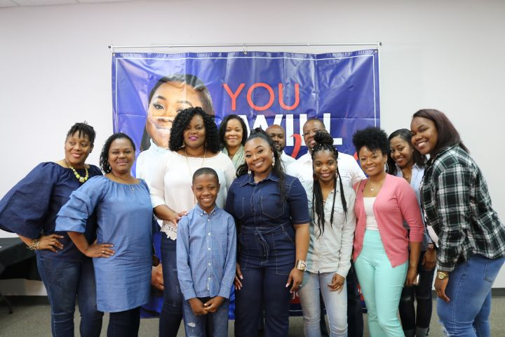 Jekalyn Carr Birthday Bash