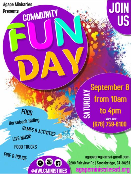 Community Fun Day