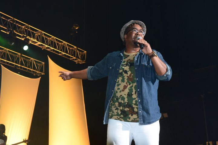 Canton Jones At Praise In The Park 2018
