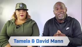 David & Tamela Mann
