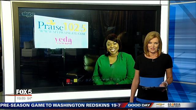 Veda Howard on FOX 5