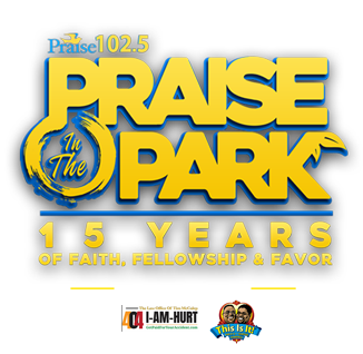 Praise In The Park 2019 sponsor logo