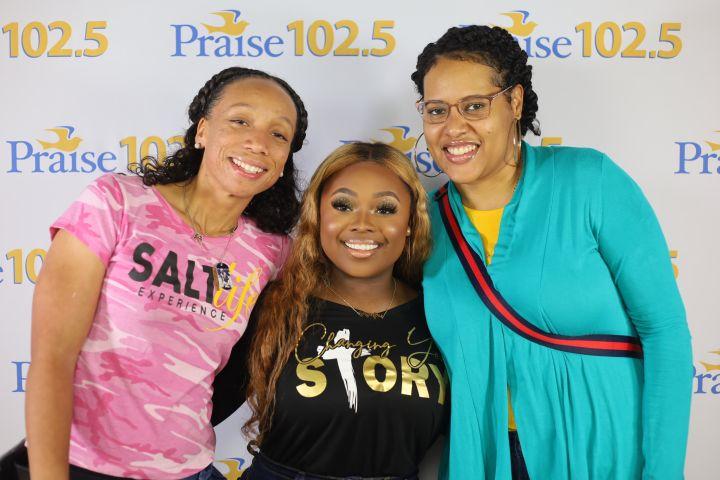 Jekalyn Carr Meet & Greet Praise In The Park