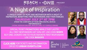 A Night Of Inspiration | Wayfield