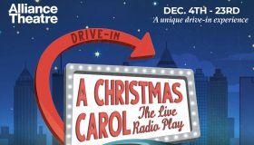Alliance Theater | A Christmas Carol: The Live Radio Play