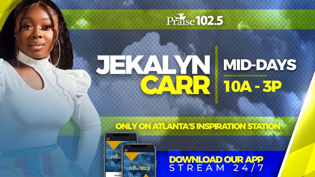 Jekalyn Carr Praise ATL