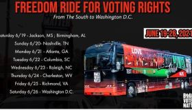 Black Voters Matter | Freedom Ride For Voting Rights!
