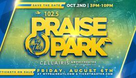 Praise In The Park in Atlanta 2021