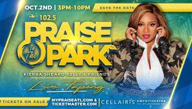 Praise in the park 2021